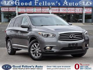 Used 2015 Infiniti QX60 PREMIUM MODEL, AWD, REARVIEW CAMERA, HEATED SEATS for sale in Toronto, ON