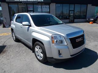 Used 2011 GMC Terrain SLE for sale in St-Hubert, QC