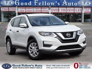 Used 2017 Nissan Rogue S MODEL, REARVIEW CAMERA, HEATED SEATS, AWD for sale in Toronto, ON