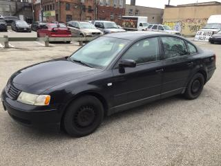 Used 2001 Volkswagen Passat GLS for sale in Toronto, ON