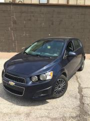 Used 2015 Chevrolet Sonic LS for sale in Toronto, ON