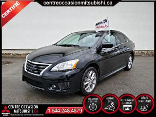 Used 2015 Nissan Sentra 1.8 SR + NAV + TOIT + MAGS + SIEGES-CHAU for sale in Blainville, QC