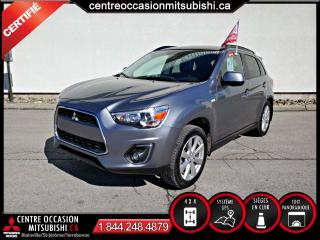Used 2013 Mitsubishi RVR GT PREMIUM + CUIR + TOIT + NAV for sale in Blainville, QC