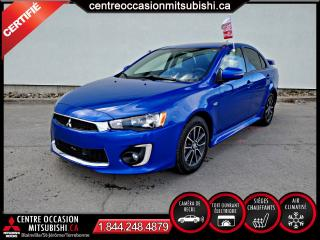 Used 2016 Mitsubishi Lancer SE LTD TOIT + MAGS + FOGS for sale in Blainville, QC