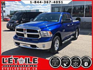Used 2015 RAM 1500 SLT QUAD V6 4X4 DEMARREUR A DISTANCE, 6 for sale in Jonquière, QC