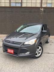 Used 2016 Ford Escape SE for sale in Toronto, ON