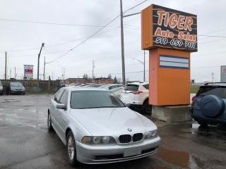 Used 2001 BMW 5 Series 530iA**AUTOMATIC**RUNS AND DRIVES GREAT**AS IS for sale in London, ON