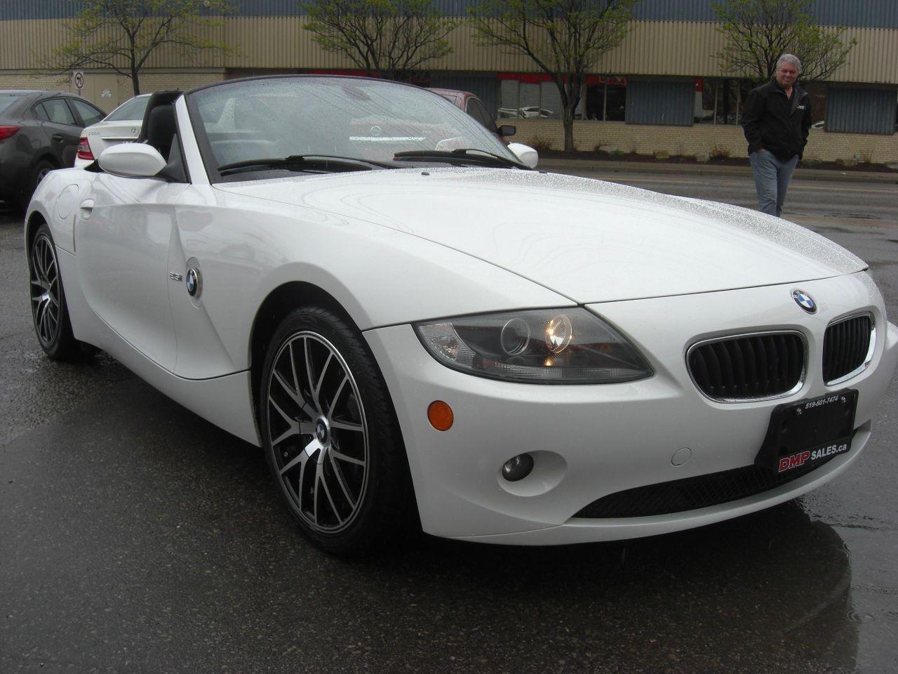 2005 BMW Z4