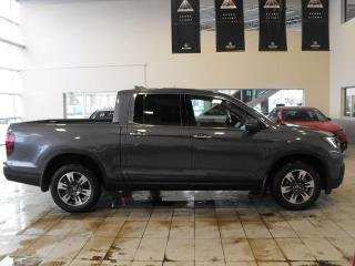 New 2019 Honda Ridgeline Touring Navigation Heated Seats Sunroof for sale in Red Deer, AB
