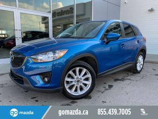 Used 2013 Mazda CX-5 GT AWD LEATHER ROOF NAV EXCELLENT CONDITION for sale in Edmonton, AB