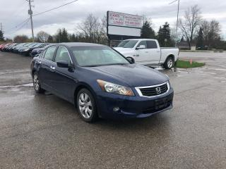 Used 2009 Honda Accord EX-L V6 for sale in Komoka, ON