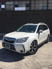 Used 2015 Subaru Forester 2.0 XT Limited - LEATHER - SUNROOF - NAVI for sale in Toronto, ON