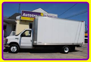 Used 2012 Ford E-450 16' Cube, Ramp for sale in Woodbridge, ON