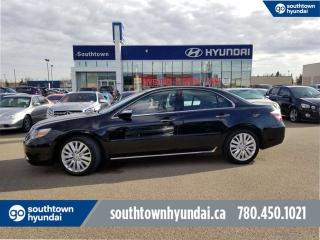 Used 2012 Acura RL TECH PKG/LEATHER/BACK UP CAM/HEATED COOLED SEATS for sale in Edmonton, AB
