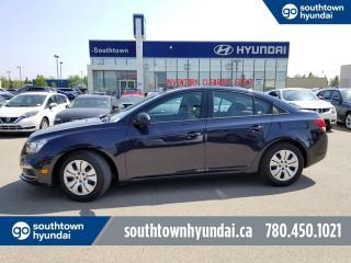 Used 2015 Chevrolet Cruze LS/POWER OPTIONS/HANDSFREE for sale in Edmonton, AB