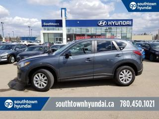 Used 2013 Mazda CX-5 GX SPORT/POWER OPTIONS/BLUETOOTH for sale in Edmonton, AB