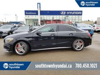 Used 2015 Mercedes-Benz CLA-Class CLA 45 AMG/AWD/LEATHER/HEATED SEATS for sale in Edmonton, AB