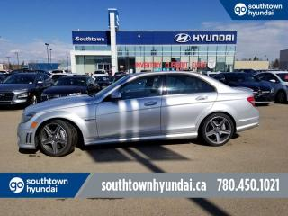 Used 2009 Mercedes-Benz C-Class 6.3L AMG/LEATHER/NAV/HEATED SEATS for sale in Edmonton, AB