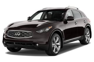 Used 2010 Infiniti FX FX35 - TECH PKG - NAVI - DVD CERTIFIED for sale in Toronto, ON