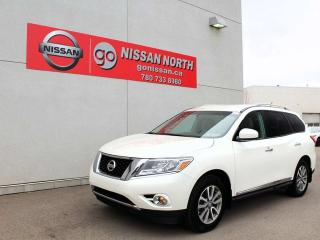 Used 2016 Nissan Pathfinder for sale in Edmonton, AB