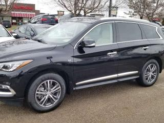 Used 2017 Infiniti QX60 QX60 SPORT, 7PASS, NAV, BLUETOOTH, BACKUP CAM, HEATED SEATS, SUNROOF AND MORE for sale in Edmonton, AB