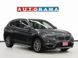 Used 2016 BMW X1 X-DRIVE 28i Leather Backup Cam for sale in Toronto, ON