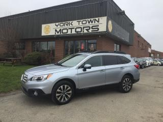 Used 2016 Subaru Outback 3.6R w/Limited/TechPkg/Nav/BackCam/OneOwner/NoAcc for sale in North York, ON