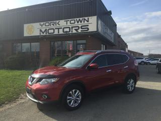 Used 2016 Nissan Rogue SV/AWD/BackCam/Nav/Panoroof/HeatedSeats/Bluetooth for sale in North York, ON