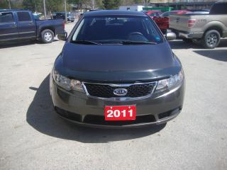 Used 2011 Kia Forte EX w/Sunroof for sale in London, ON