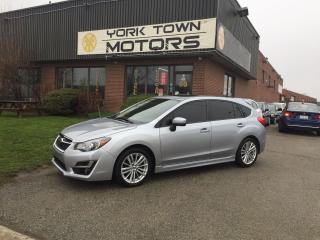 Used 2015 Subaru Impreza 2.0i w/Sport & Tech Pkg for sale in North York, ON