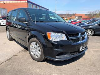 Used 2014 Dodge Grand Caravan SE Canada value package  (CERTIFIED) for sale in Brampton, ON