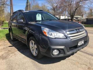 Used 2014 Subaru Outback 2.5I Premium for sale in Beeton, ON