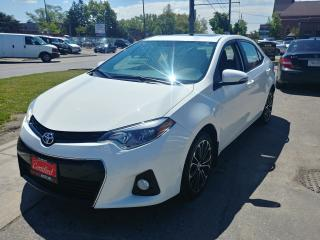 Used 2015 Toyota Corolla S Sport+ for sale in North York, ON
