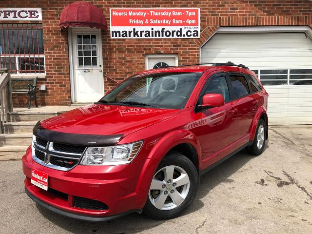 2014 Dodge Journey SE Plus 4 Cylinder 5 Passenger