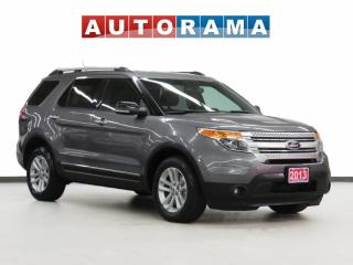 Used 2013 Ford Explorer XLT AWD Leather Sunroof Backup Cam for sale in Toronto, ON