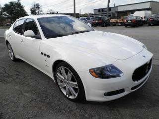 Used 2012 Maserati Quattroporte S for sale in Brampton, ON