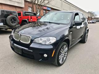 Used 2013 BMW X5 50i, XDRIVE, M SPORTS PKG for sale in North York, ON