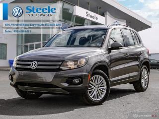 Used 2015 Volkswagen Tiguan Trendline for sale in Dartmouth, NS