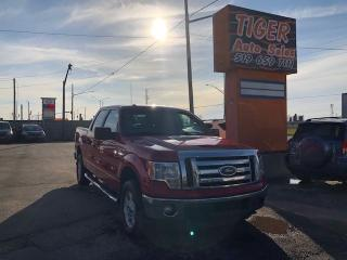 Used 2012 Ford F-150 XLT 4X4**SUPERCREW**3.5L V6 ECOBOOST*ONLY 165KMS** for sale in London, ON