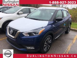 New 2019 Nissan Kicks SR for sale in Burlington, ON