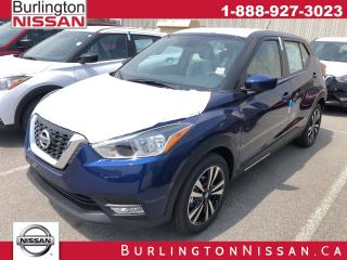 New 2019 Nissan Kicks SV for sale in Burlington, ON