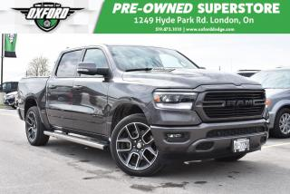 Used 2019 RAM 1500 Sport - Bedliner, Like New, Sunroof for sale in London, ON