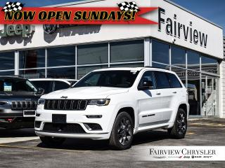 New 2019 Jeep Grand Cherokee Limited X for sale in Burlington, ON