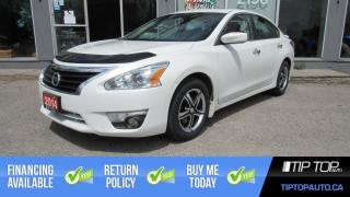 Used 2014 Nissan Altima 2.5 SV ** New Tires, Bluetooth, Backup Cam ** for sale in Bowmanville, ON