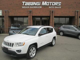 Used 2012 Jeep Compass SPORT | KEYLESS | CRUISE | POWER GROUP | BLUETOOTH for sale in Mississauga, ON