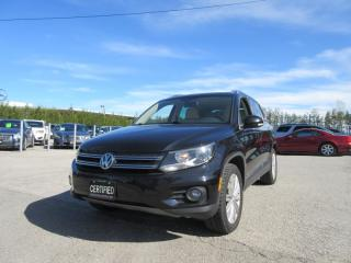 Used 2012 Volkswagen Tiguan 2.0 Tsi /4Motion/ leather / panoramic roof for sale in Newmarket, ON