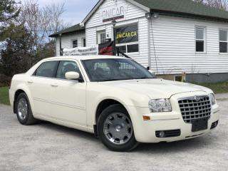Used 2006 Chrysler 300 Limited Leather Sunroof Boston Audio for sale in Sutton, ON