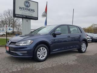 Used 2018 Volkswagen Golf TSI S 6A for sale in Cambridge, ON