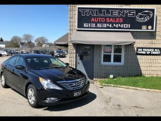 Used 2012 Hyundai Sonata GLS for sale in Kingston, ON