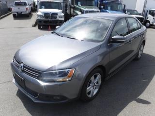 Used 2013 Volkswagen Jetta Trendline+ TDI Diesel for sale in Burnaby, BC